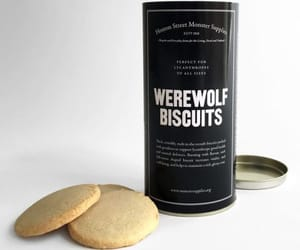 werewolf, aesthetic, and biscuits image