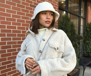 cold, fur, and jacket image