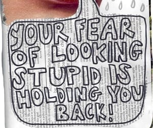 fear, looks, and self love image