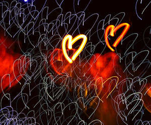 beautiful, color, and heart image