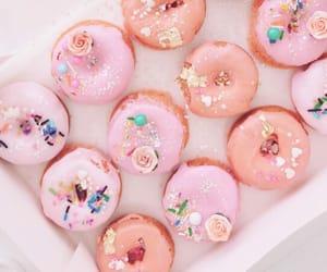 decor, decoration, and donut image
