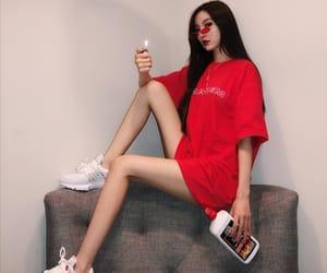 asian, beauty, and korean image