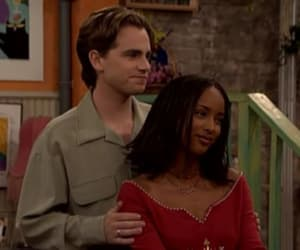 boy meets world, couple, and shawn and angela image