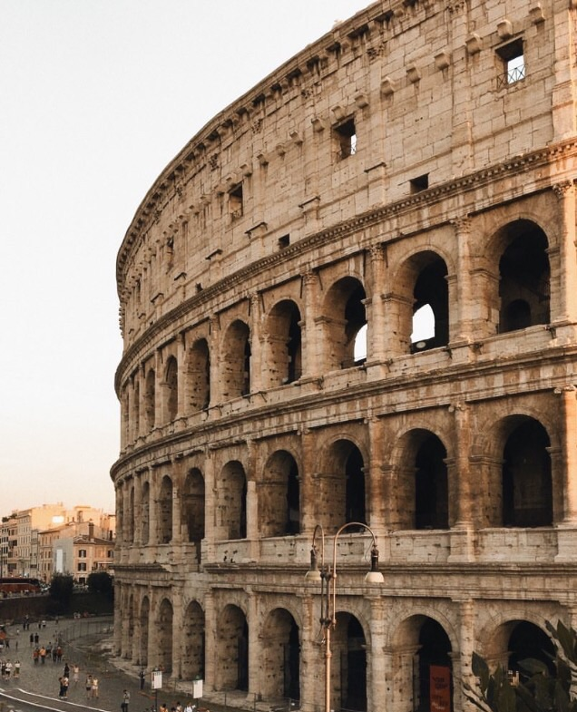 rome, beige, and boho image