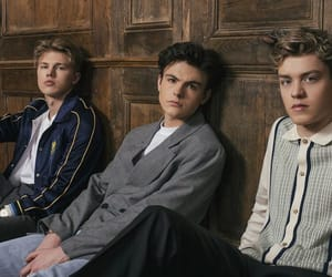 george smith, blake richardson, and reece bibby new hope club image
