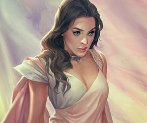 fantasy, portrait, and character image