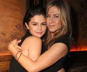 Jennifer Aniston and selena gomez image