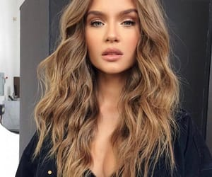 josephine skriver, model, and style image