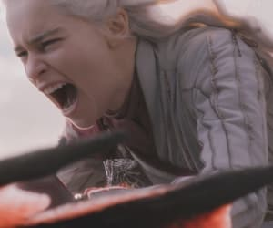 Queen, got, and game of thrones image