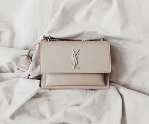 bag, bags, and YSL image