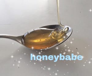theme, honey, and aesthetic image