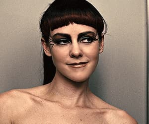 gif, jena malone, and the hunger games image