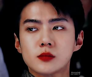 kpop icons, exo icons, and sehun icons image