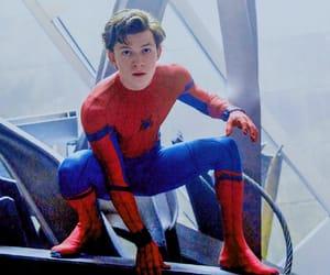 actors, spider-man, and spiderman image
