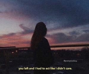 care, heartbreak, and left image