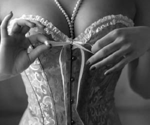 corset, Hot, and sexy image