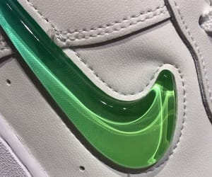 nike, aesthetic, and green image