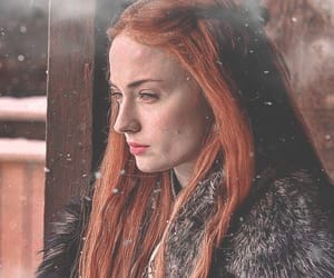 got, game of thrones, and sophie turner image