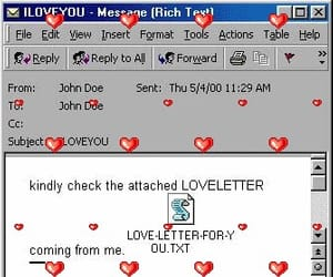 love, aesthetic, and email image