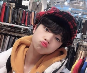 x1, dongpyo, and kpop image
