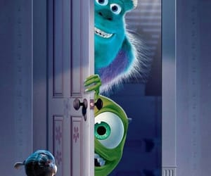 bff, monsters, and monsters inc image