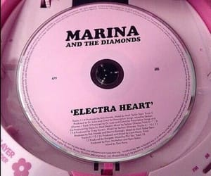 pink, marina and the diamonds, and electra heart image