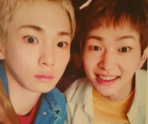key, korean, and Onew image