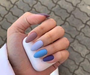 blue, fancy, and girly image