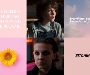 aesthetic, eleven, and stranger things image