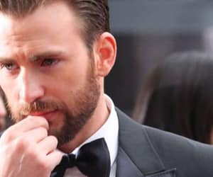 boy, chris evans, and Hot image