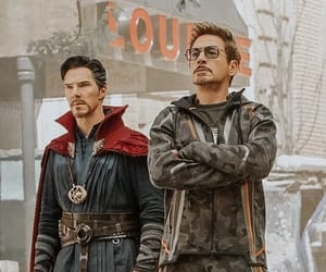 Avengers, iron man, and robert downey jr image