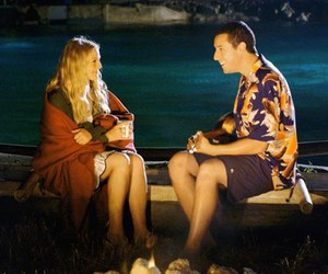 love, adam sandler, and movie image