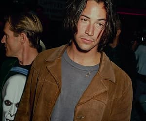 handsome, keanu reeves, and cute image