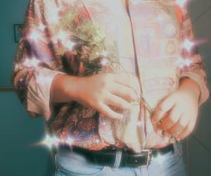 90s, jeans, and vintage image