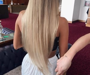 beautiful blonde, goal goals life, and mode moda lové image