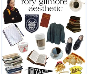 aesthetic, Collage, and gilmore girls image