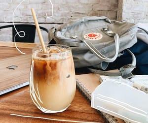 coffee, sweet, and kanken image