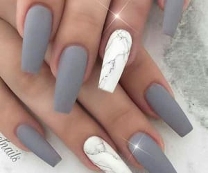 girls, grey, and hands image