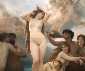 19th century, art, and girl image