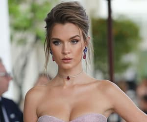 josephine skriver and cannes film festival image
