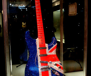 RBD, Stratocaster, and red image