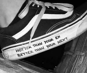 vans, shoes, and ex image