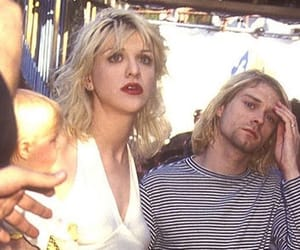 aesthetic, alternative, and Courtney Love image