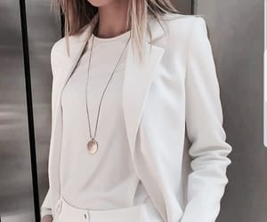 white, fashion, and girl image