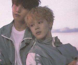 jikook, kookmin, and jikook♡ image