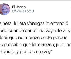 cancion, triste, and julieta venegas image