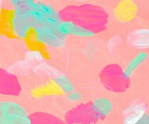 manchas, pink, and wallpaper image