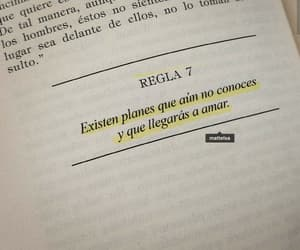 book, frases, and rules image