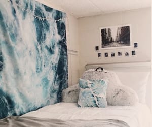 aesthetic, bedroom, and girl image