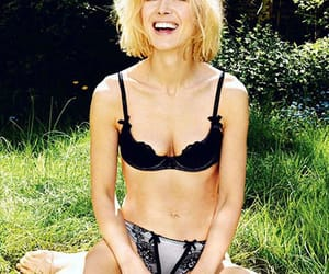 beauty, blonde, and rosamund pike image